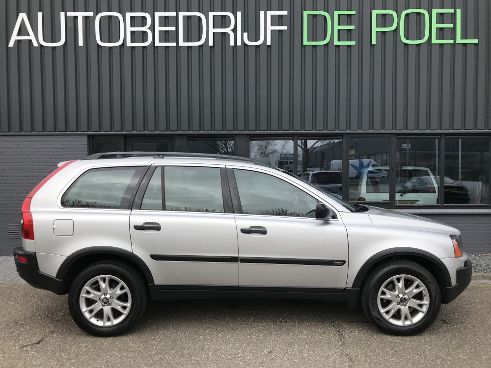 VOLVO XC90 2.9 T6 AWD 7 Persoons