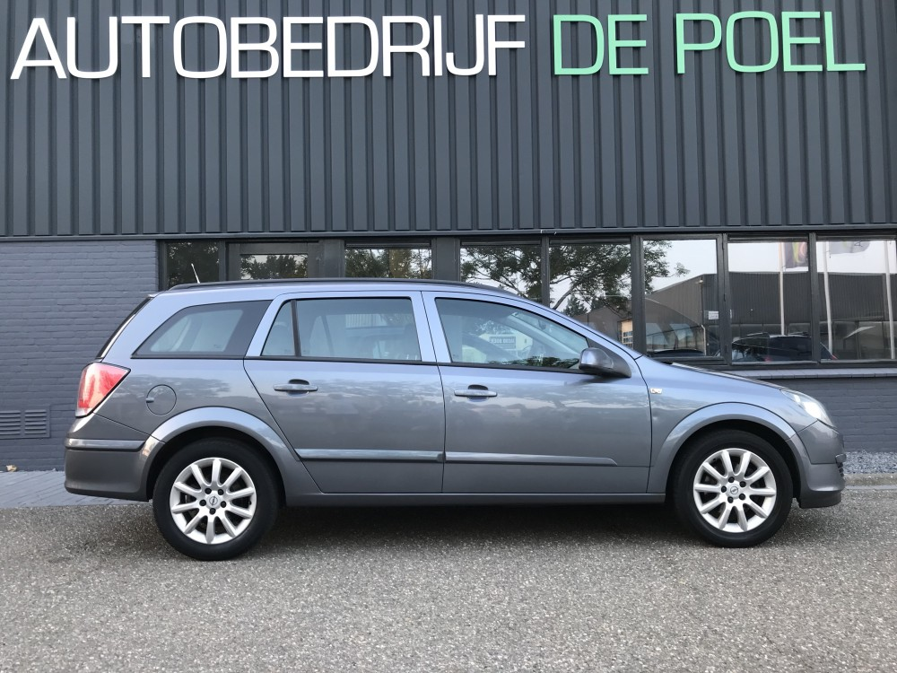 OPEL  ASTRA 1.6 TWINPORT STATION