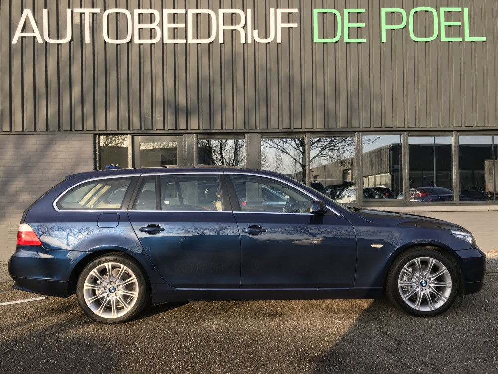 BMW E61 525XI Touring