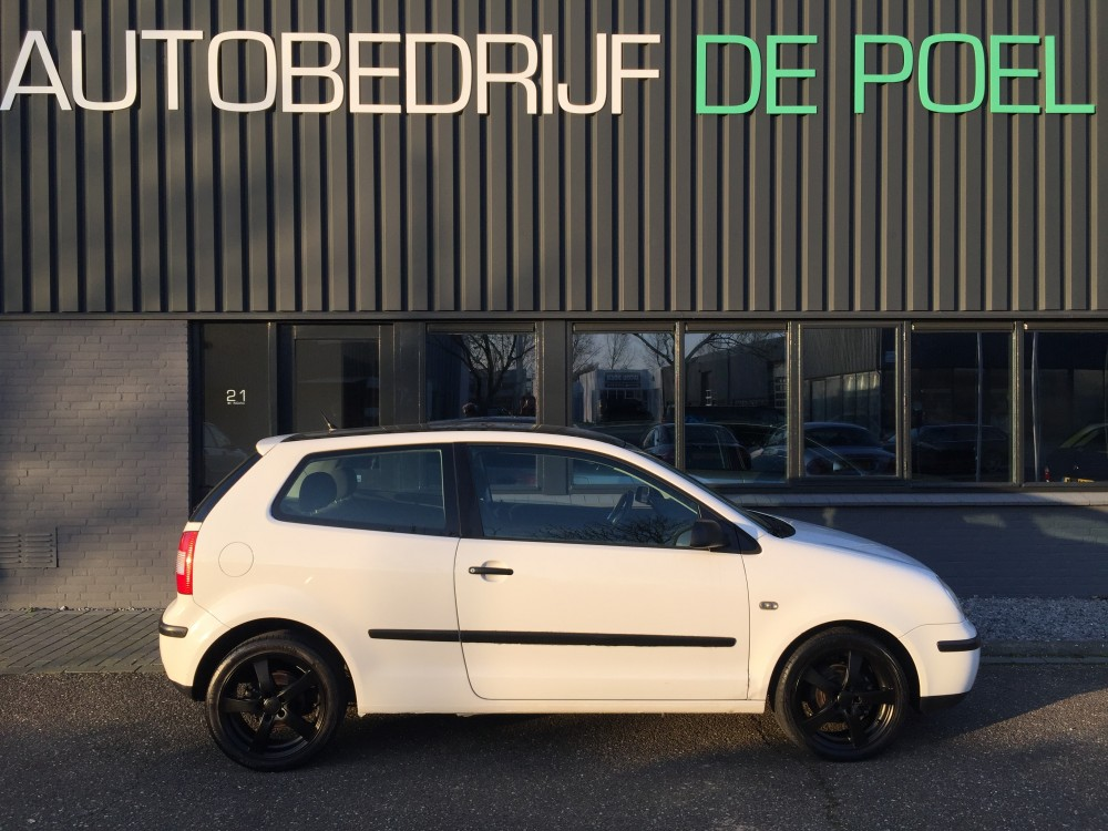 Volkswagen Polo  Black and White Edition