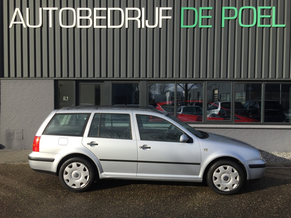 VW Golf 4 variant 1.6 16V