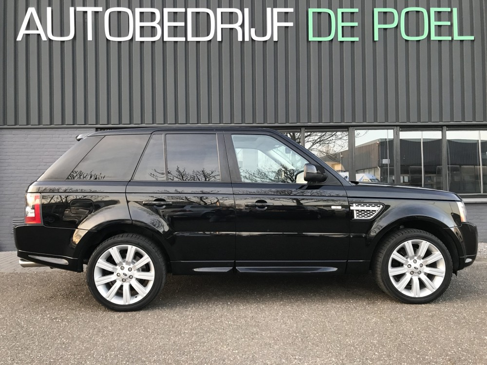 LAND-ROVER   RANGE-ROVER SPORT 3.0 TDV6  AUTOBIOGRAPHY