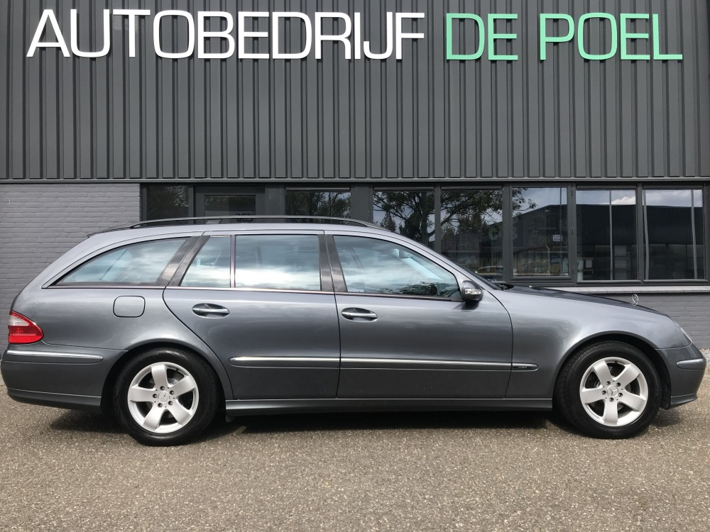 MERCEDES-BENZ E350 4 MATIC AVANTGARDE