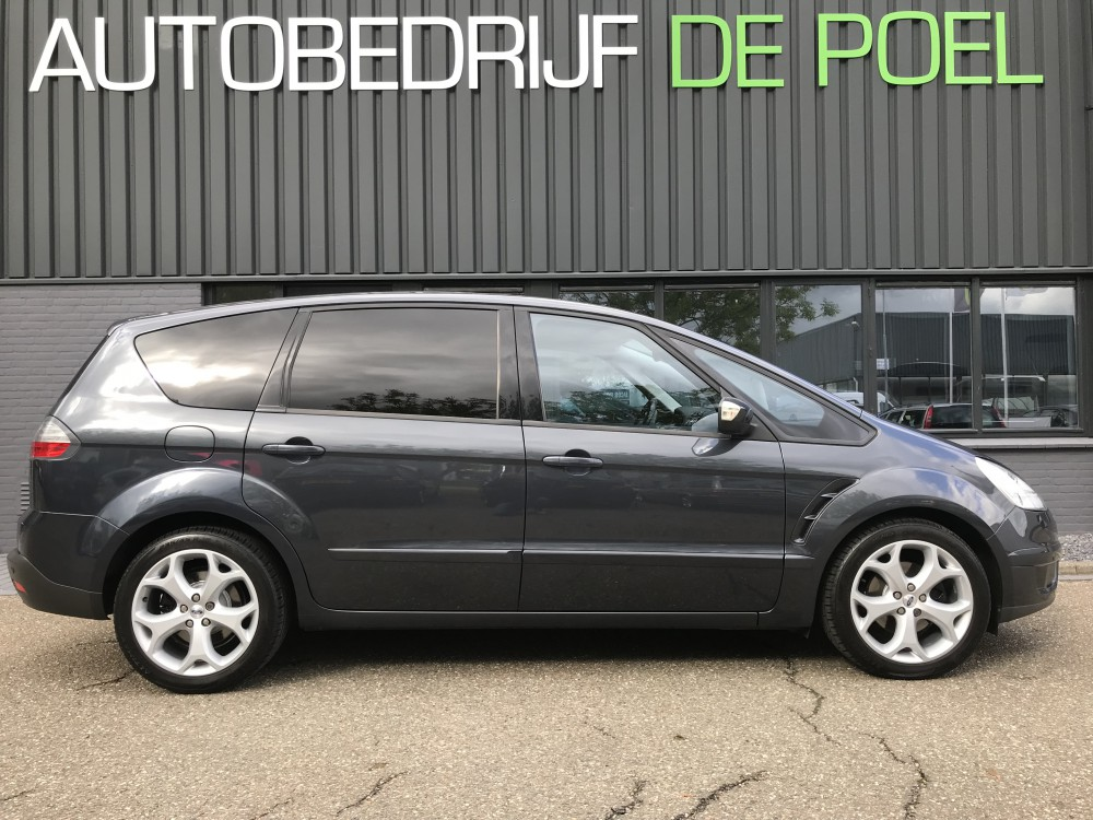 Ford  S-MAX 2.3 16V Titanium 7 PERSOONS